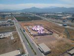Circo Mexicano Afueras de la Ciudad de Quillota, V Región.