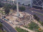 Plaza Italia #1000pinguinos13C